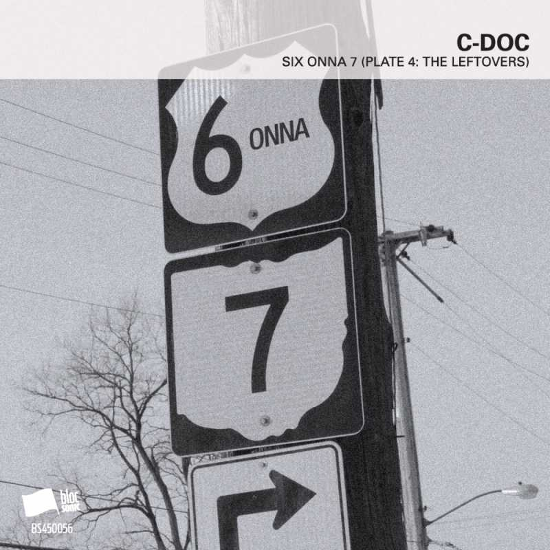 "Cover of ""SIX ONNA 7 (Plate 4: The Leftovers)"" by C-Doc"