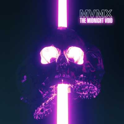 """Cover of """"The Midnight Void"""" by MVMX"""