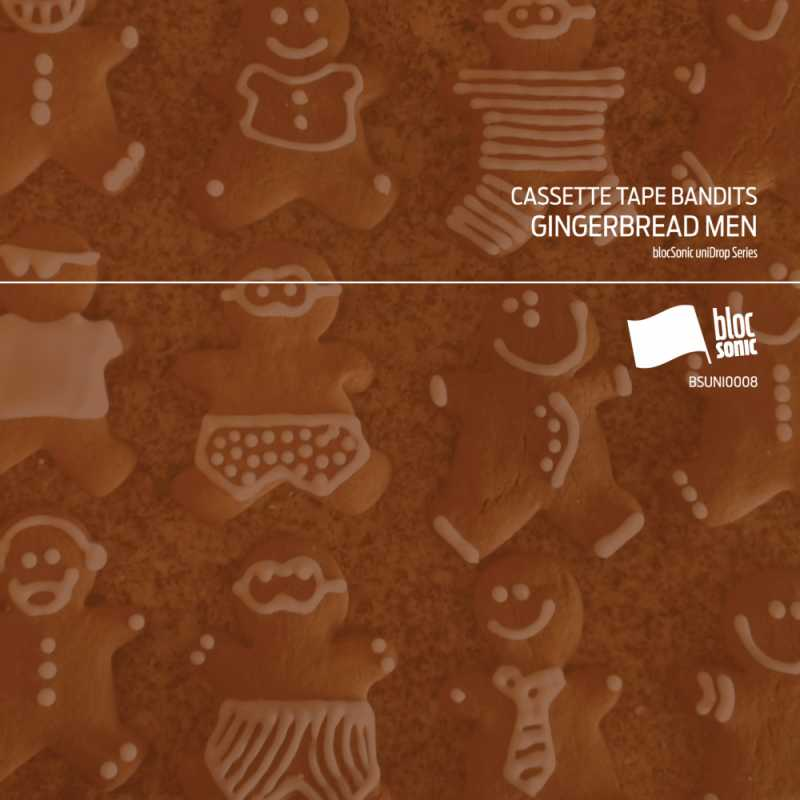 Cassette Tape Bandits - Gingerbread Men