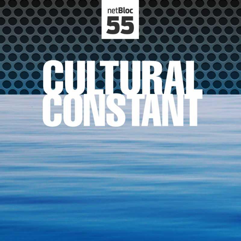 """Cover of """"netBloc Vol. 55: Cultural Constant"""""""