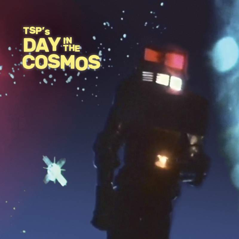 Tha Silent Partner - TSP's Day In The Cosmmos