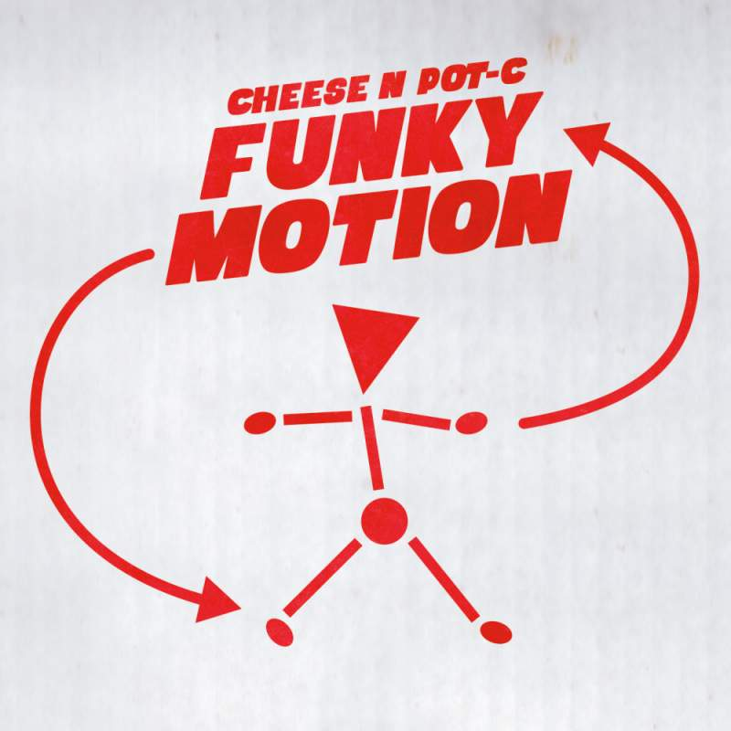 Cover of Cheese N Pot-C - Funky Motion