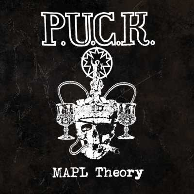 """Cover of """"Maple Theory"""" by P.U.C.K."""