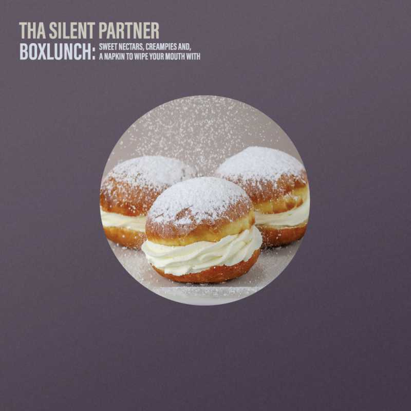 "Cover of ""BOXLUNCH"" by Tha Silent Partner"