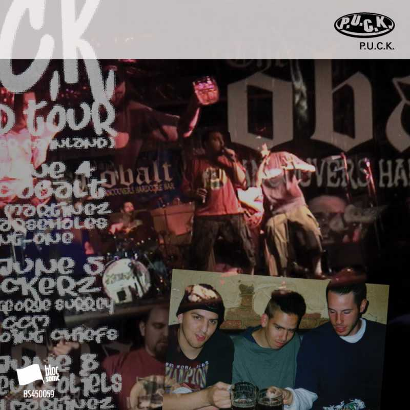 "Cover of P.U.C.K.'s ""P.U.C.K. b/w Liquor Store (Live)"""