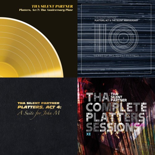 """Cover image for """"TSP's Platters Series"""" blocSonic Collection"""