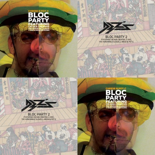 """Cover image for """"It's A Bloc Party!"""" blocSonic Collection"""