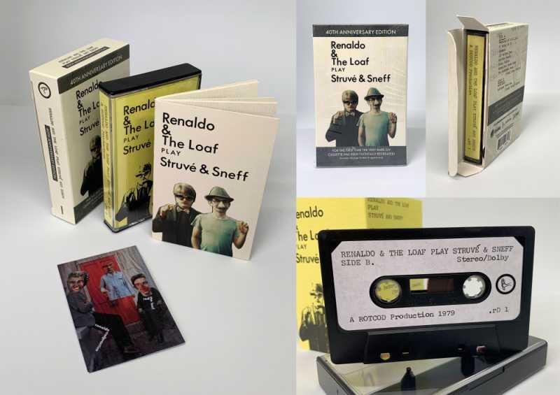 Renaldo & The Loaf - Play Struvé & Sneff (40th Anniversary Edition) (Red Eye Records (Australia))