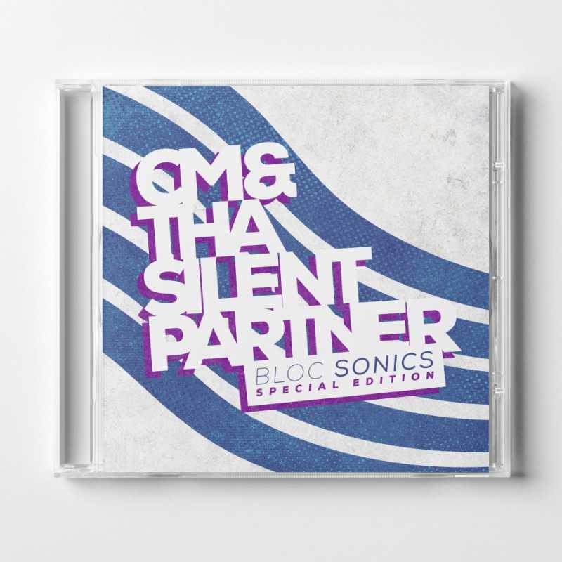 CM & Tha Silent Partner - bloc Sonics: Tha TSPmentals (bloc Sonics (Special Edition))