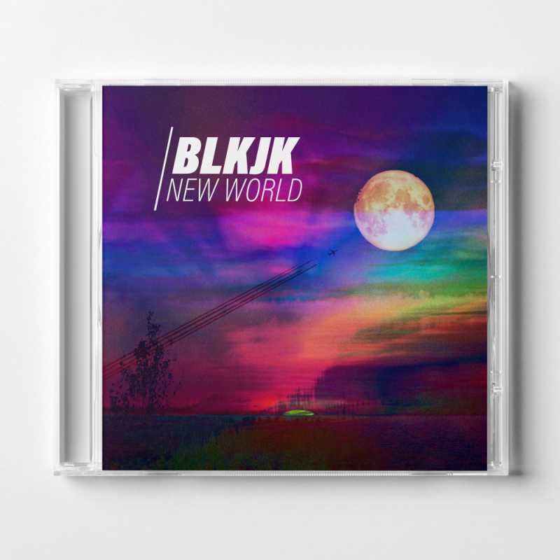 BLKJK - New World (Physical CD)