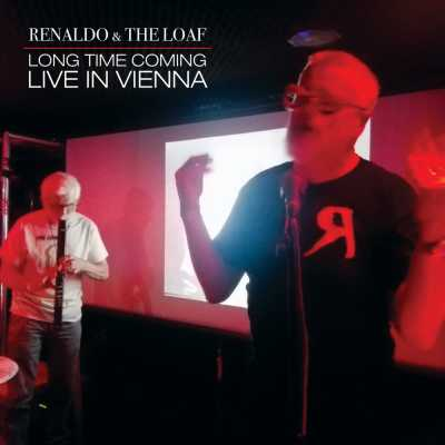 """Cover of """"Long Time Coming: Live In Vienna"""" by Renaldo & The Loaf"""