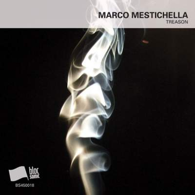 "Cover of ""Treason"" by Marco Mestichella"