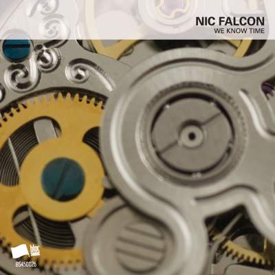 "Cover of ""We Know Time"" by Nic Falcon"