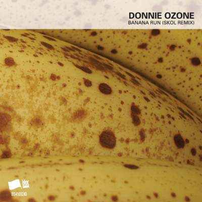 "Cover of ""Banana Run (SKOL Remix)"" by Donnie Ozone"