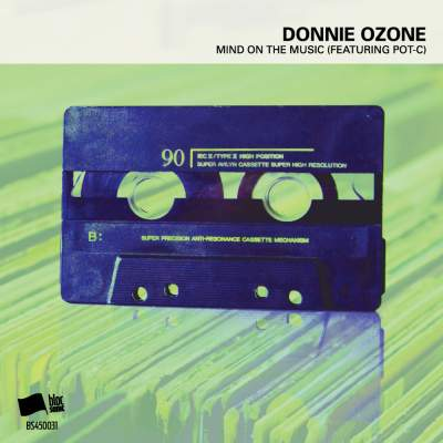 "Cover of ""Mind On The Music (Featuring Pot-C & SKOL)"" by Donnie Ozone"