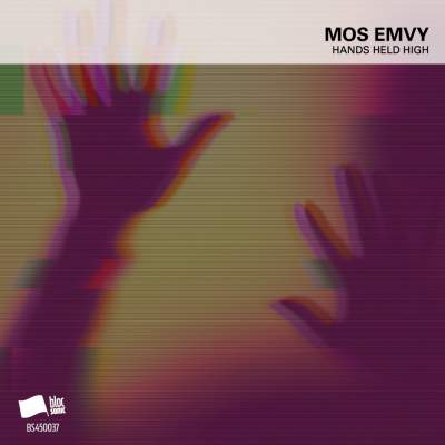 "Cover of ""Hands Held High"" by Mos Emvy"