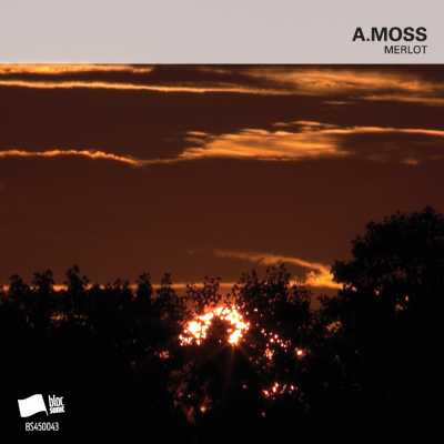 "Cover of ""Merlot"" by A.Moss"
