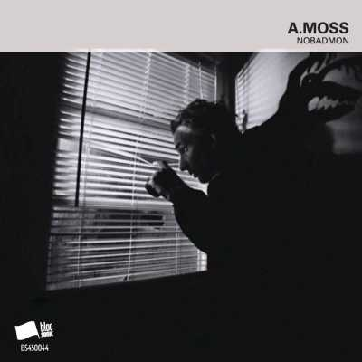 "Cover of ""NOBADMON"" by A.Moss"