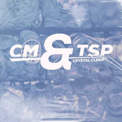 "Cover of ""Crystal Clear"" by CM & Tha Silent Partner"