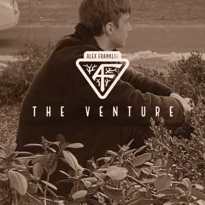 """Cover of """"The Venture"""" by Alex Franklin"""
