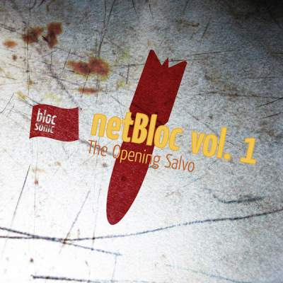 "Cover of ""netBloc Volume 1 (The Opening Salvo)"" by Various Artists"