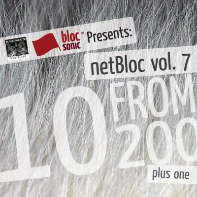 "Cover of ""netBloc Volume 7 (10 From 200 plus one)"" by Various Artists"