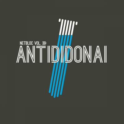 "Cover of ""netBloc Vol. 39: Antididonai"" by Various Artists"
