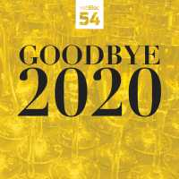 "Cover of ""netBloc Vol. 54: Goodbye 2020"" by Various Artists"