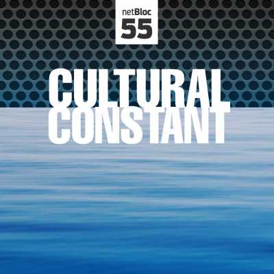 "Cover of ""netBloc Vol. 55: Cultural Constant"" by Various Artists"