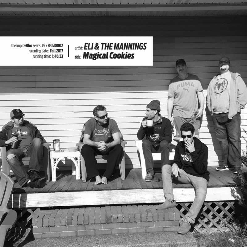 Eli & The Mannings - Magical Cookies (iTunes)