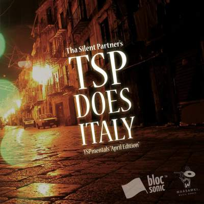 "Cover of ""TSP Does Italy"" by Tha Silent Partner"