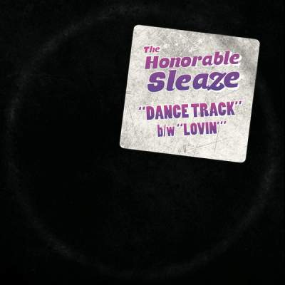 "Cover of ""Dance Track"" by The Honorable Sleaze"