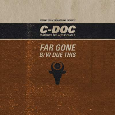 "Cover of ""Far Gone"" by C-Doc"