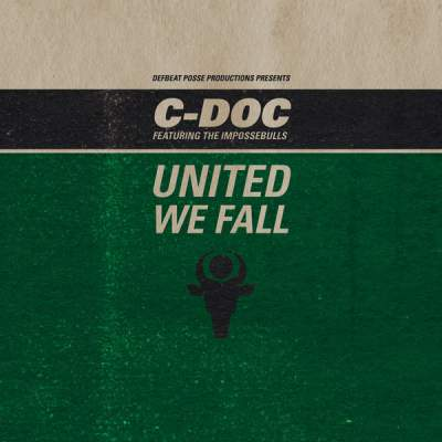 "Cover of ""United We Fall"" by C-Doc"