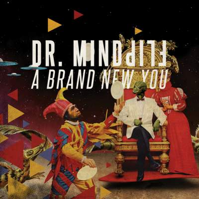 "Cover of ""A Brand New You"" by Dr. Mindflip"