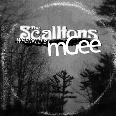 "Cover of ""Wrecked by mGee"" by The Scallions"