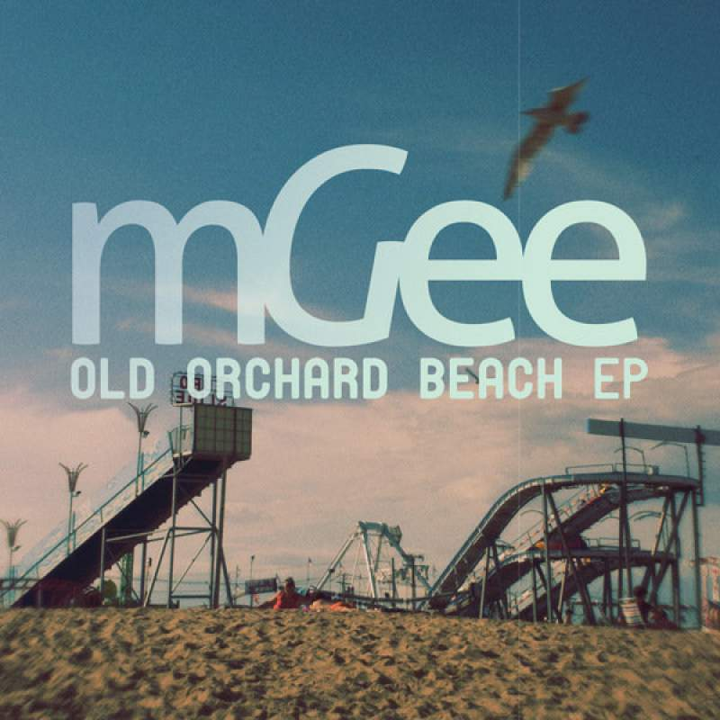 mGee - Old Orchard Beach EP