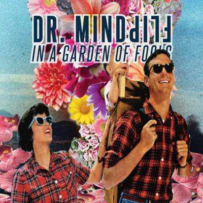 "Cover of ""In a Garden of Fools"" by Dr. Mindflip"