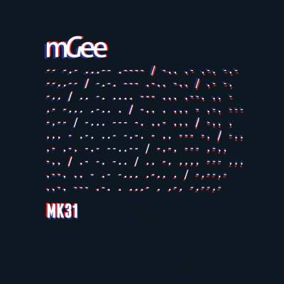 "Cover of ""MK31"" by mGee"