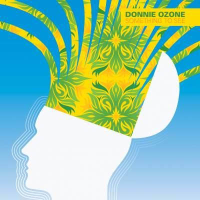 "Cover of ""Something To See"" by Donnie Ozone"