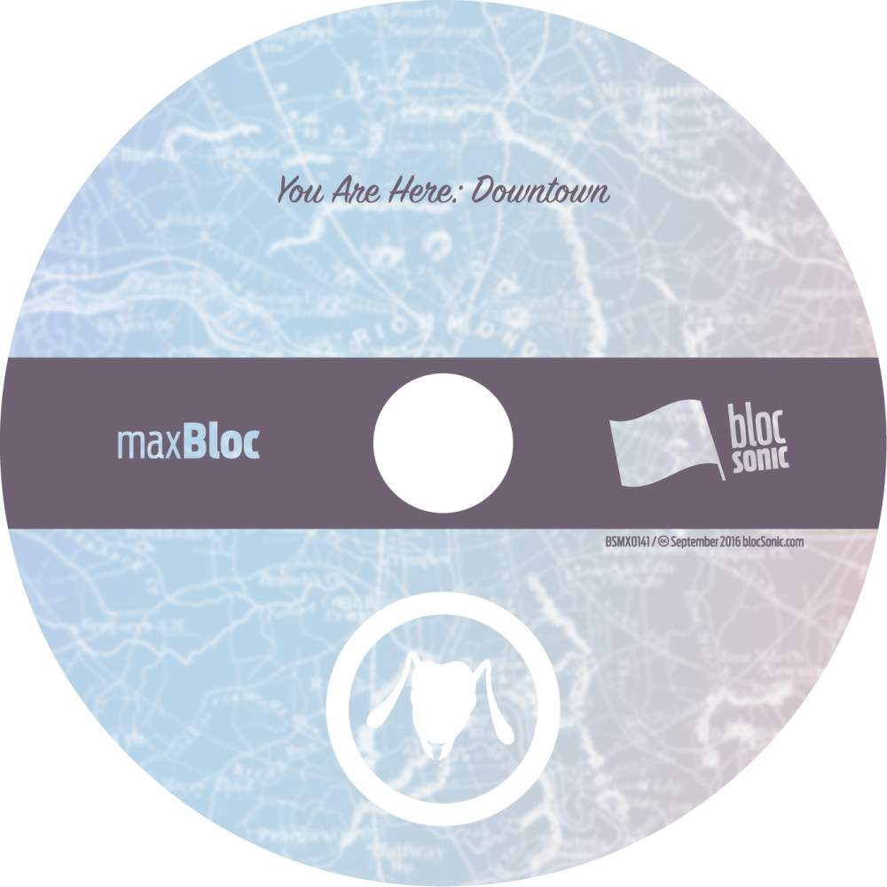 Ant The Symbol You Are Here Downtown Releases Blocsonic A