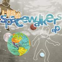 A-Grav Lab - Spacewalkers EP