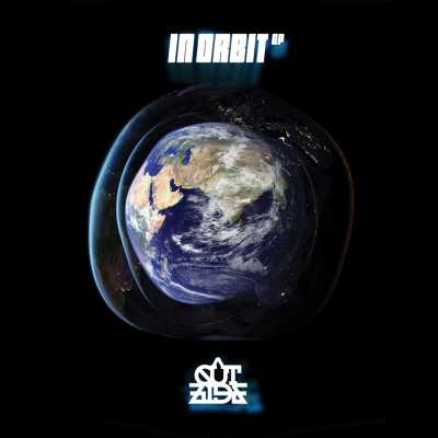 "Cover of ""In Orbit EP"" by Cutside"