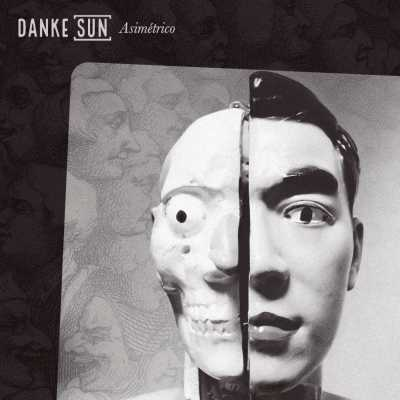 "Cover of ""Asimétrico"" by Danke Sun"