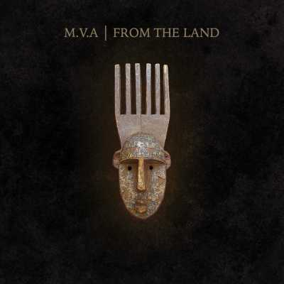 "Cover of ""From The Land"" by M.V.A"