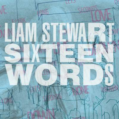 "Cover of ""Sixteen Words"" by Liam Stewart"
