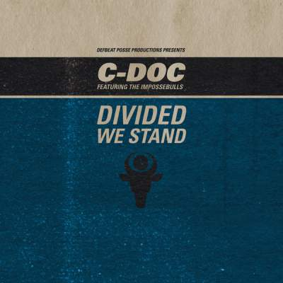 "Cover of ""Divided We Stand"" by C-Doc"