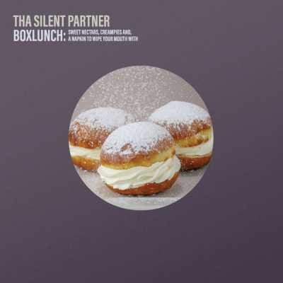 "Cover of ""BOXLUNCH: Sweet Nectars, Creampies And, A Napkin To Wipe Your Mouth With"" by Tha Silent Partner"