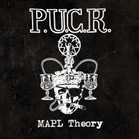 """Cover of """"MAPL Theory"""" by P.U.C.K."""