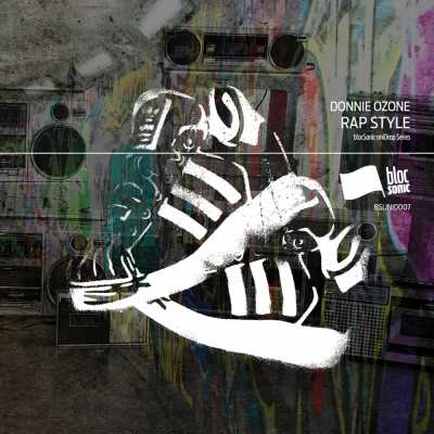 "Cover of ""Rap Style"" by Donnie Ozone"
